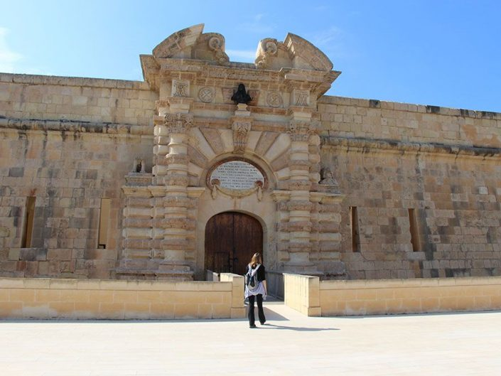 Fort Manoel, Malte