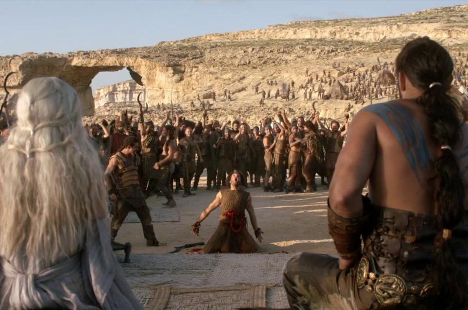 Les lieux de tournage de Game of Thrones à Malte