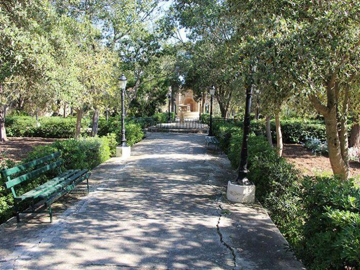 Romeo Romano Gardens, Malte