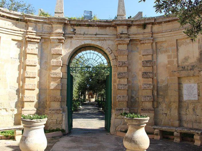 Remparts de Romano Gardens, Malte