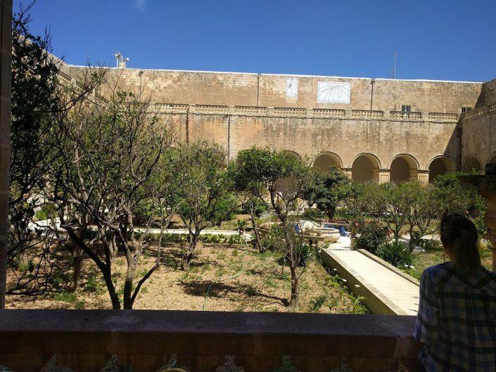 Prieuré Saint Dominique à Rabat, Malte