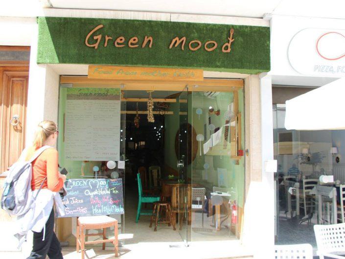 Green Mood, restaurant vegan de Gozo