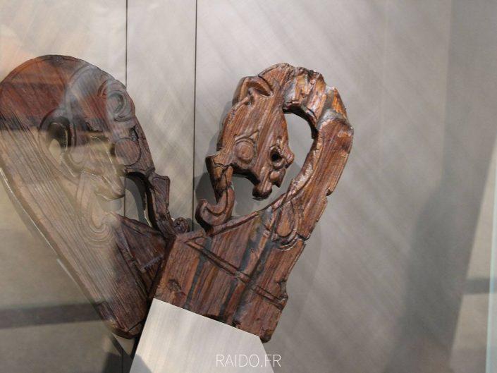 dragons vikings en bois