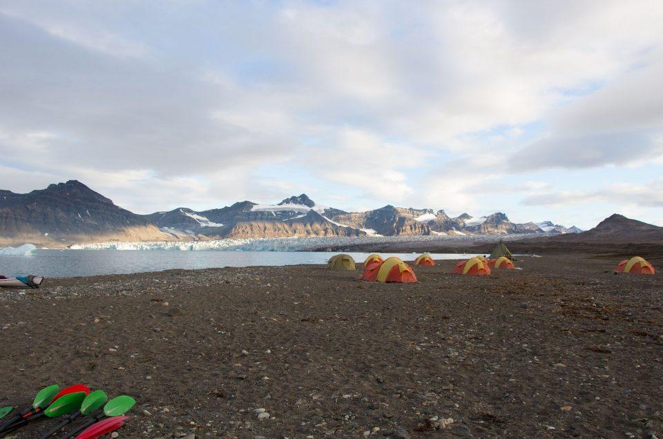 Que mettre dans sa valise pour aller au Svalbard l'été ?