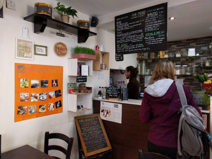 The Grassy Hopper, restaurant vegan à La Valette