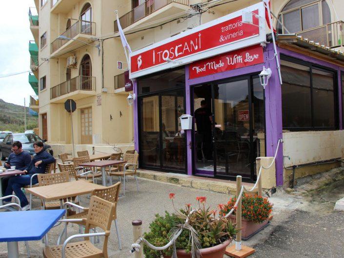 I Toscani, Gozo
